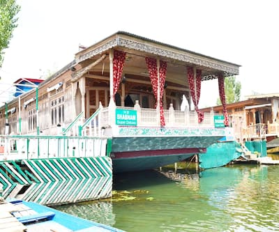 Shabnam Group of House Boat, Dalgate,