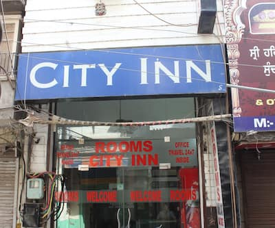 City Inn, Near Golden Temple,