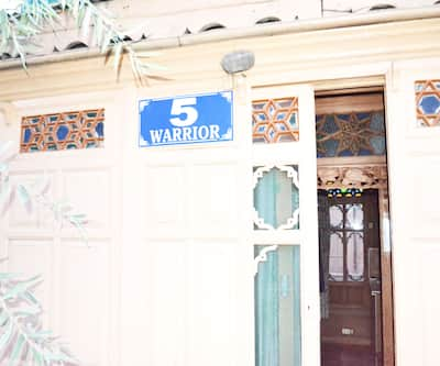 The Warrior House Boat,Srinagar
