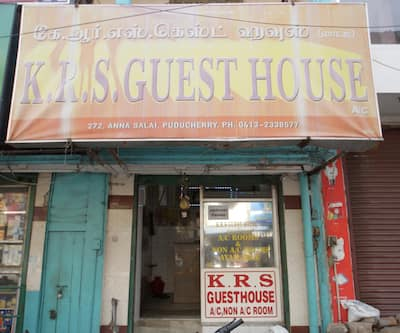 K.R.S. Guest House,Pondicherry