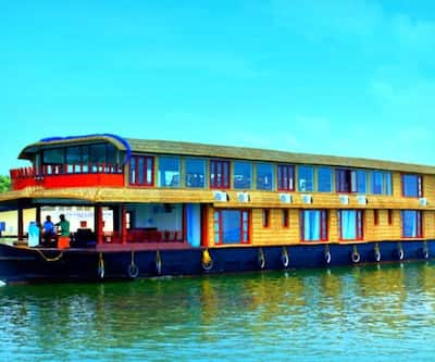 Aqua Holidays House Boat,Alleppey