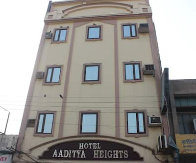 Hotel Aaditya Heights,Amritsar