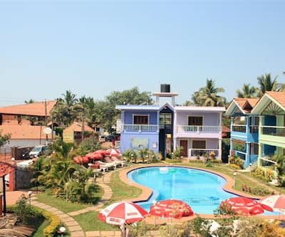 Maggies Beach Resort,Goa