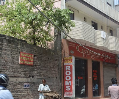 Hotel Golden City,Amritsar