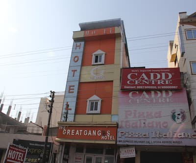 Hotel The Great Ganges,Haridwar