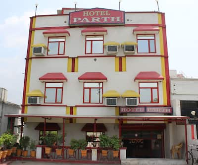 Hotel Parth, Kankhal Road,