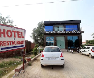 Hotel Classic Gold,Agra