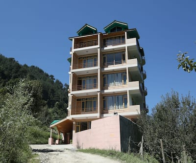 Harmony Cottages,Manali