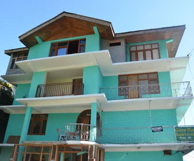 Hotel Green House,Manali