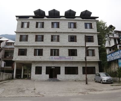 Nandini By Royal Hometouch Hotels,Manali