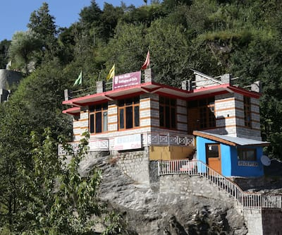 New Rock Cottage,Manali