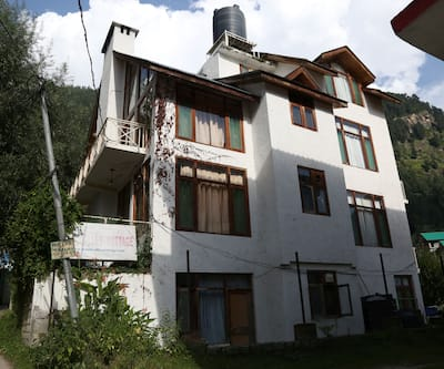 Wood Valley Cottage,Manali