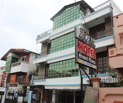 Hotel Anand Niwas, Rajpur Road,