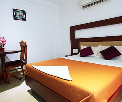 Hotel Seaside Residency,Alleppey