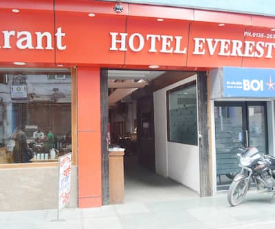 Hotel Everest,Mussoorie