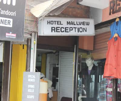 Hotel Mallview & Restaurant, Mall Road,