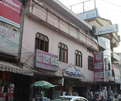 A & G Guest House, Near Railway Station,