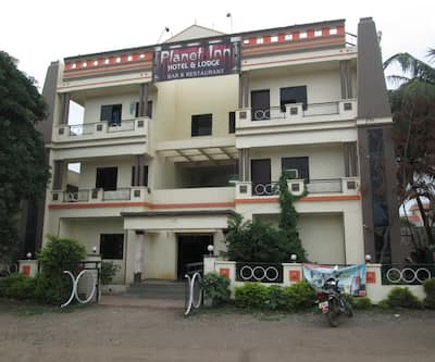 Planet Inn- Hotel & Lodge,Aurangabad