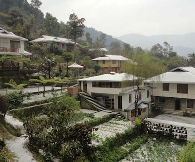 Teen Taley Garden Resort,Gangtok