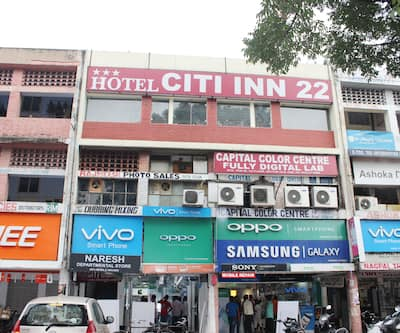 Hotel City Inn 22,Chandigarh