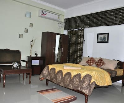 Bhuvi Serviced Apartments - Thuraipakkam,Chennai