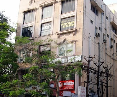 Hotel Suriya International (Pondy Bazaar),Chennai