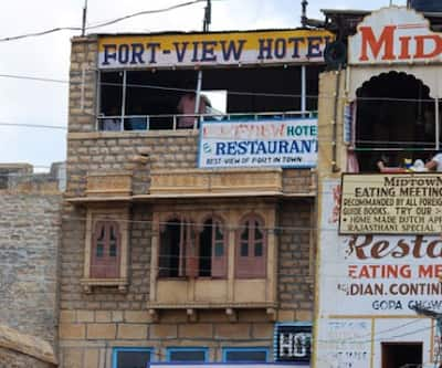 Hotel Fort View,Jaisalmer