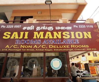 Image 1 Saji Mansion Chennai
