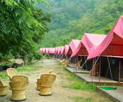 Camp Majestic,Rishikesh