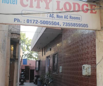 Hotel City Lodge,Chandigarh