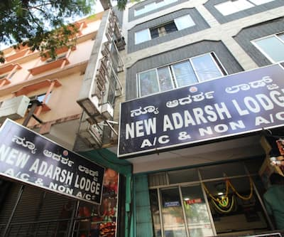 New Adarsh Lodge,Bangalore