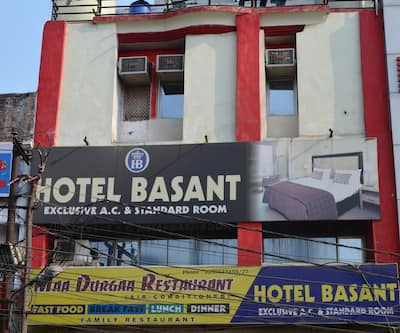 Hotel Basant,Lucknow