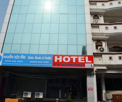 Hotel R.K International,Lucknow