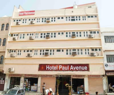 Paul Avenue Hotel,Jaipur