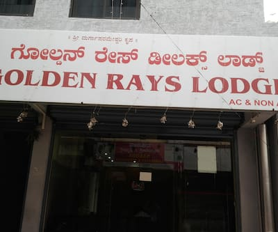 Golden Rays Lodge,Mysore