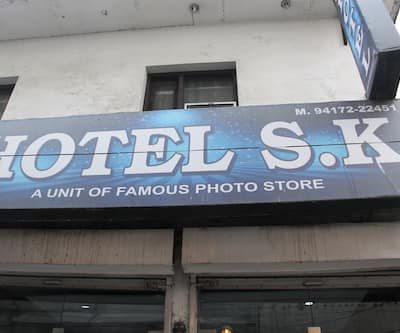 Hotel S.K, Clock Tower Road,