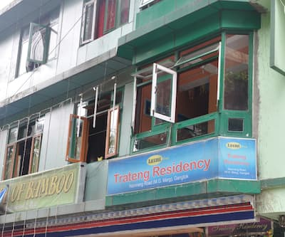 Trateng Residency,Gangtok