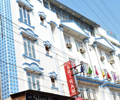 Hotel Sri Ram International,Varanasi