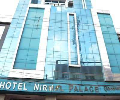 Hotel Nirmal Palace,Lucknow