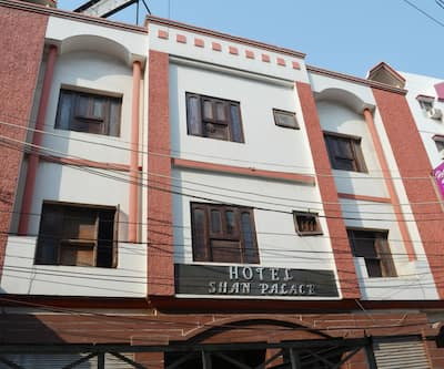 Hotel Shan Palace,Lucknow