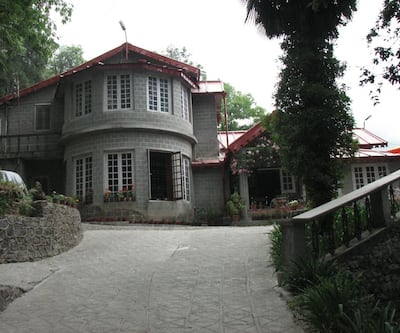 Abbotsford Lodge,Nainital