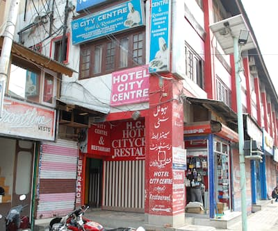 Hotel City Centre,Srinagar