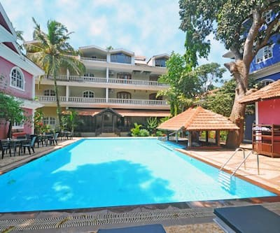 Joia Do Mar Resort,Goa