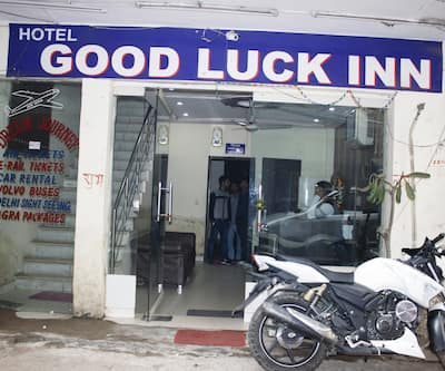 Hotel Good Luck Inn,New Delhi