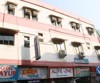 Hotel Mayur Relief Road,Ahmedabad