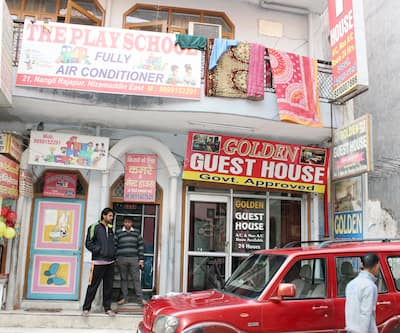 Golden Guest House,New Delhi