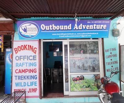 Outbound Adventure Camp,Rishikesh