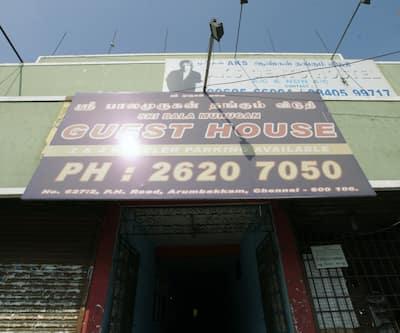 Image 1 Sri Bala Murugan Guest House Chennai