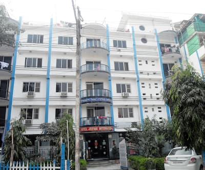 Hotel Jeevak International,Bodhgaya