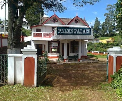 Healing Temple - Palms Palace,Ooty